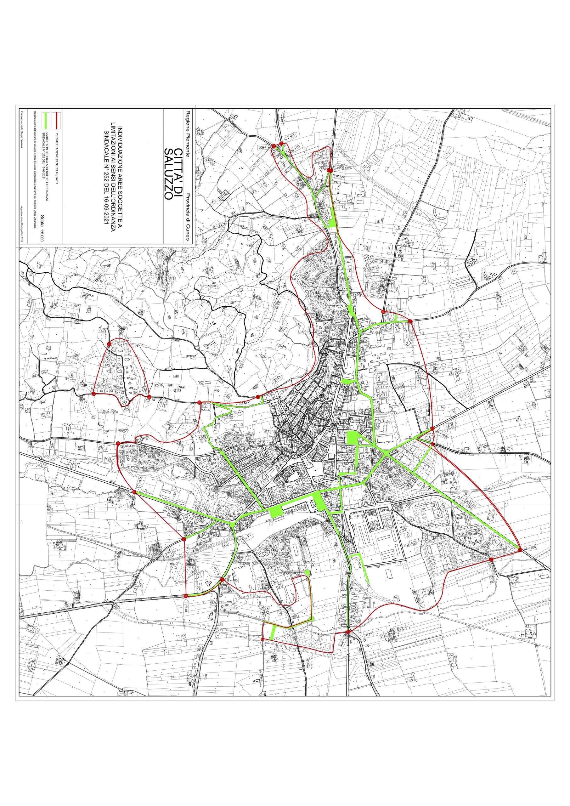 """Nuove esenzioni e nuove strade """"verdi"""" dopo l'entrata in vigore della delibera regionale anti-smog"""